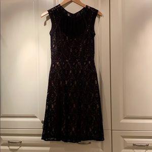 BCBG MazAzria lace dress